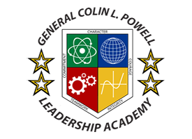 General Colin L. Powell Leadership Academy Logo