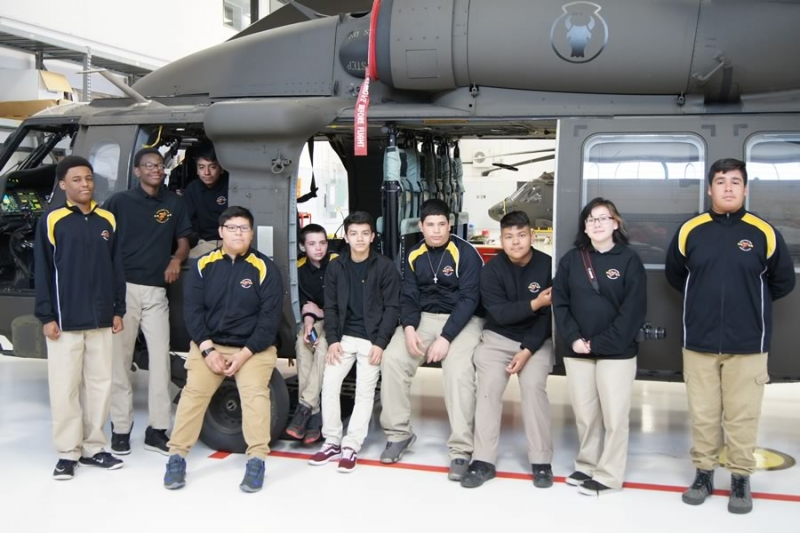 General Colin L. Powell Leadership Academy Students & Families