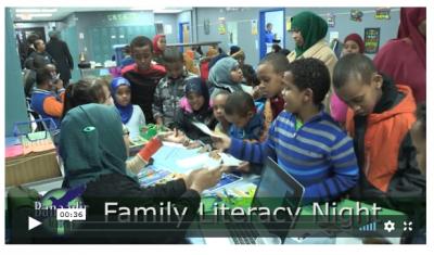 Banaadir Academy enjoys literacy!