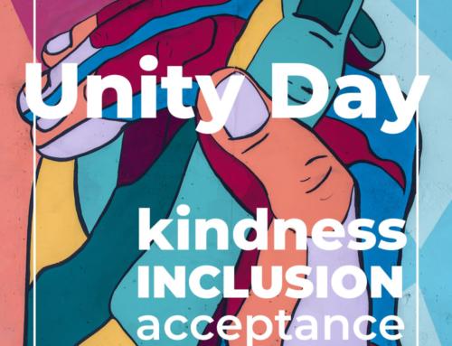 Celebrating Unity Day