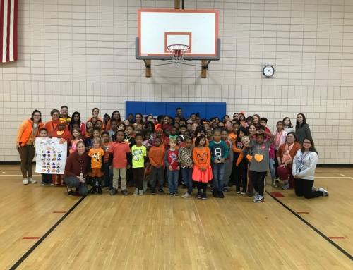 MTS Elementary Celebrates Unity Day: Community Peace