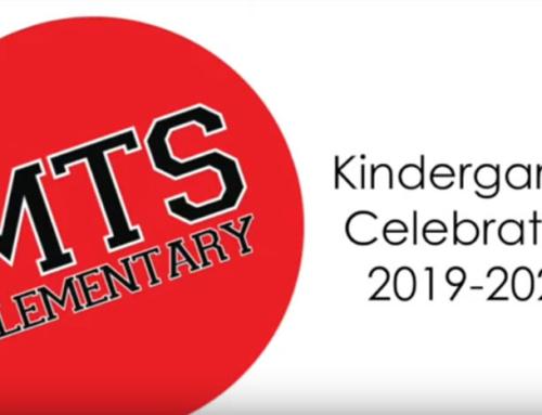 Congratulations MTS Kindergartners!
