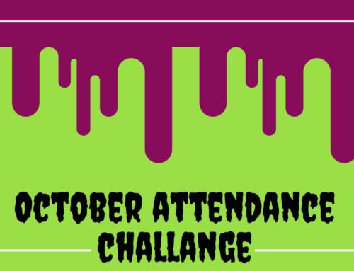 October Attendance Challenge