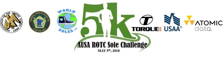 AUSA ROTC 5k Sole Challenge