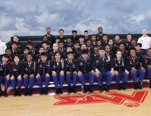 """Cadets Win """"Honor Unit With Distinction"""" Accreditation Results"""