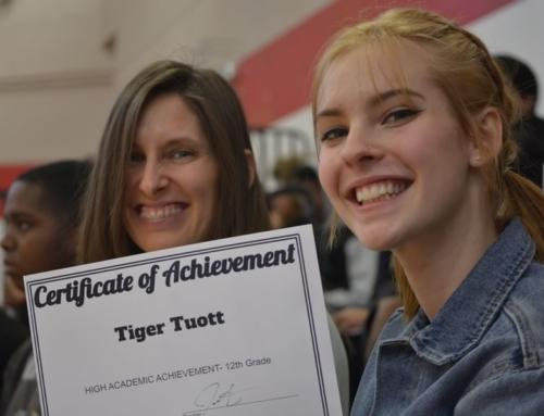 MTS Secondary Celebrates Students!