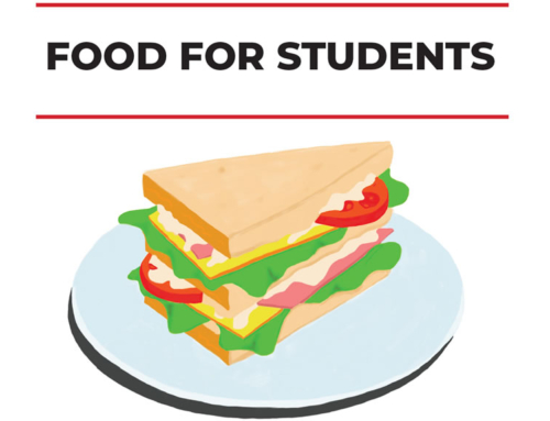 Fall food delivery for MTCS students