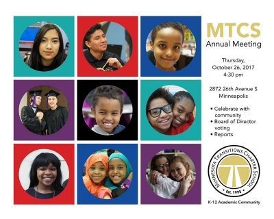 MTCS Annual Meeting