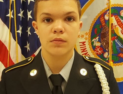 October Cadet of the Month