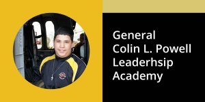 General Colin L. Powell Leadership Academy Tour