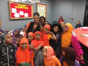 Banaadir South students and staff participated in Unity Day!