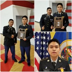 Cadet of the Month - December