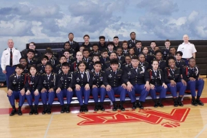 "Cadets Win ""Honor Unit With Distinction"" Accreditation Results"