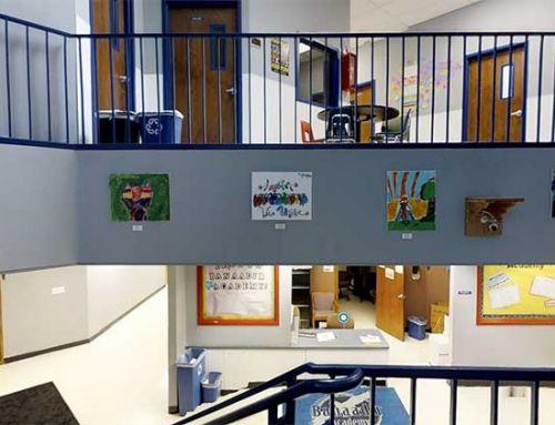 Take a 360 virtual tour of Banaadir Academy North!