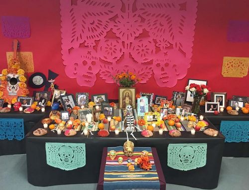 Days of the Dead at MTS Secondary School