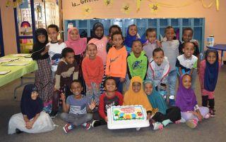 Congratulations, kindergarten authors!