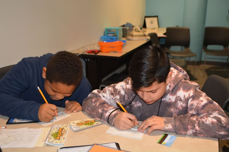 Banaadir Academy and Elementary School getting down to business!