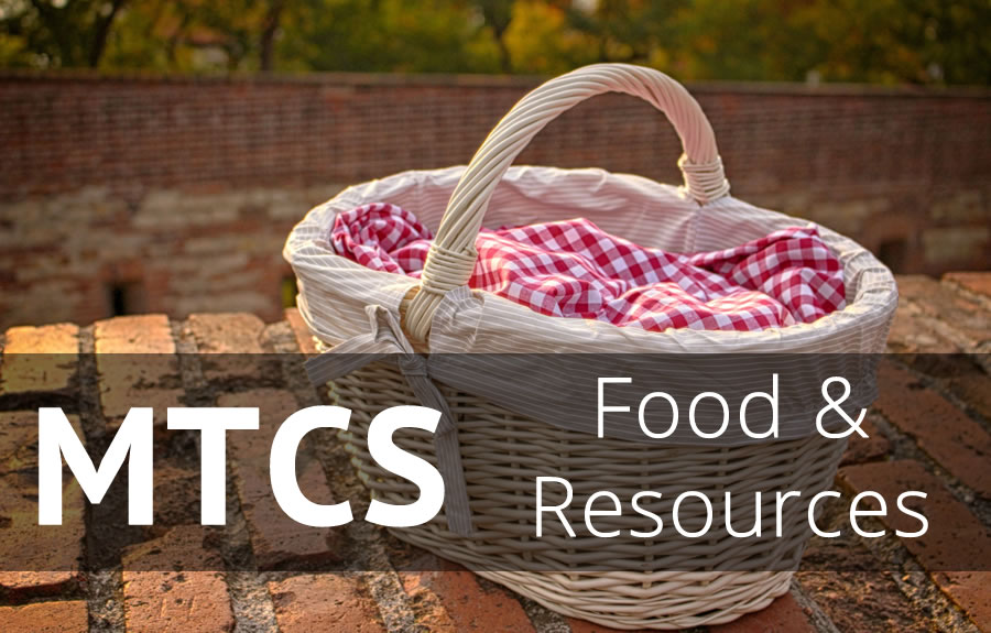 MTCS Family Resources and Food
