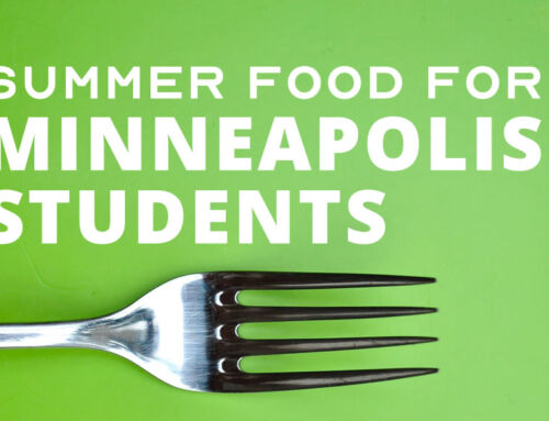 Summer Food for Minneapolis Students