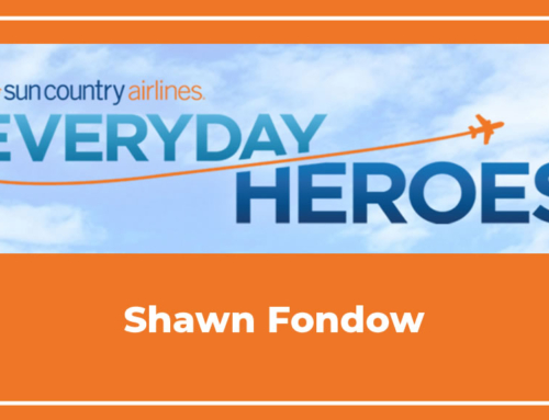 Sun Country Everyday Hero: Shawn Fondow MTS Secondary Principal