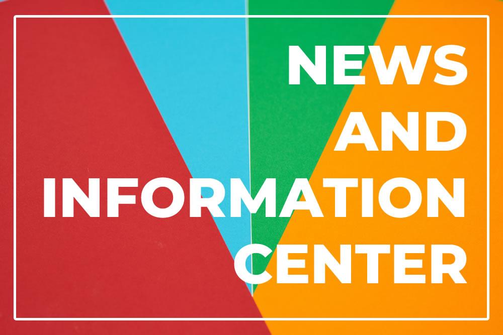 Health, News & Information Center