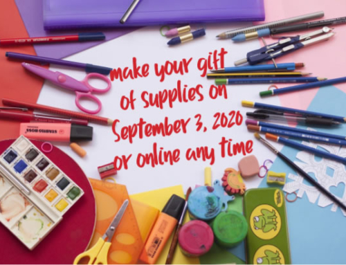 School Supply Drive for MTCS Students